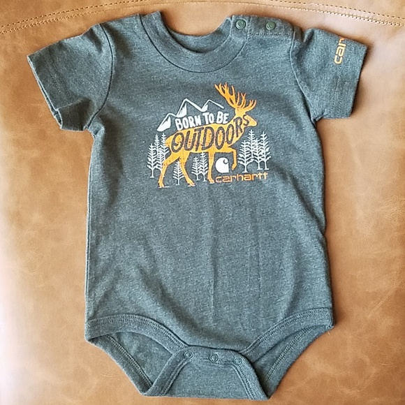 d28e87639 Carhartt One Pieces | Baby Boy Onesie 9 Months New | Poshmark